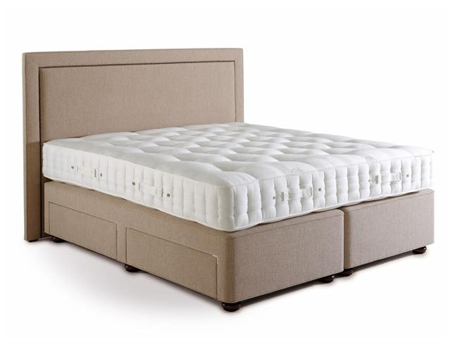 Hypnos beds the marlborough range 120cm small double for Small double divan set