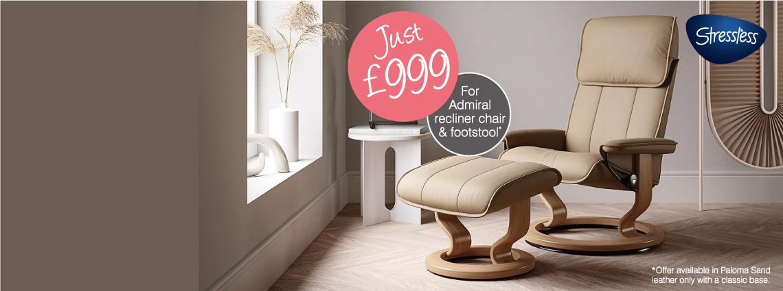 Admiral Chair Offer